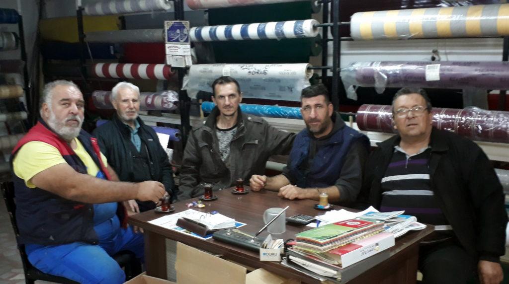 Edirne'de ki her esnafın Niko Saris, Staouroz Saris, Apostol Karaoğlu, Taki Hacapolos gibi dostları var.