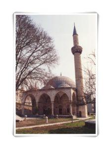 DEFTERDAR CAMİİ